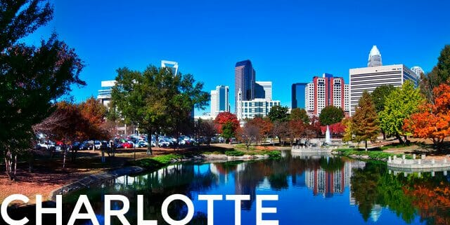 Our Town America Charlotte New Movers Fastest Growing City